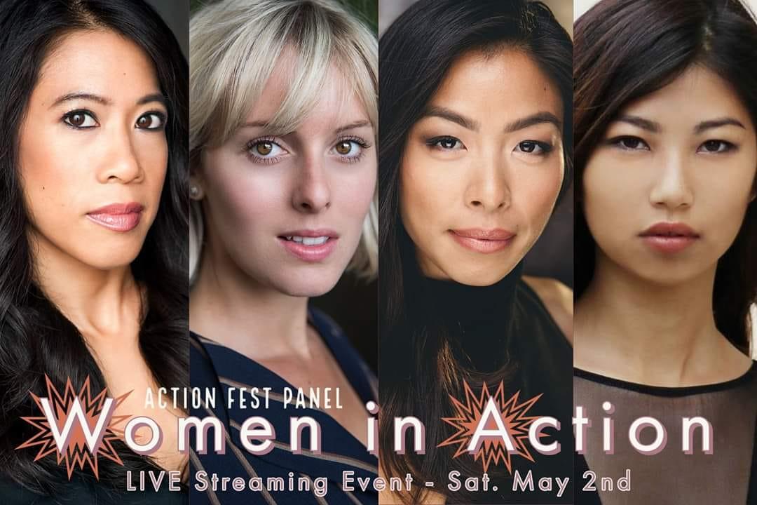 Women in Action Panel